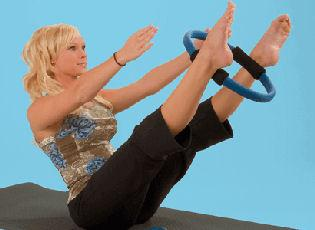 Hugger Mugger Pilates Ring